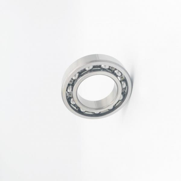Extra Small Ball Bearings and Miniature Ball Bearings (metric design with flange) #1 image
